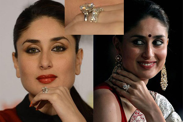 Kareena Kapoor Engagement Ring Cost