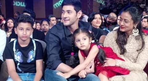 Mahesh Babu Daughter Sitara Dance at MAA Awards