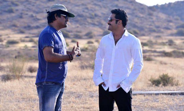 Jr NTR and Harish Shankar Second Movie