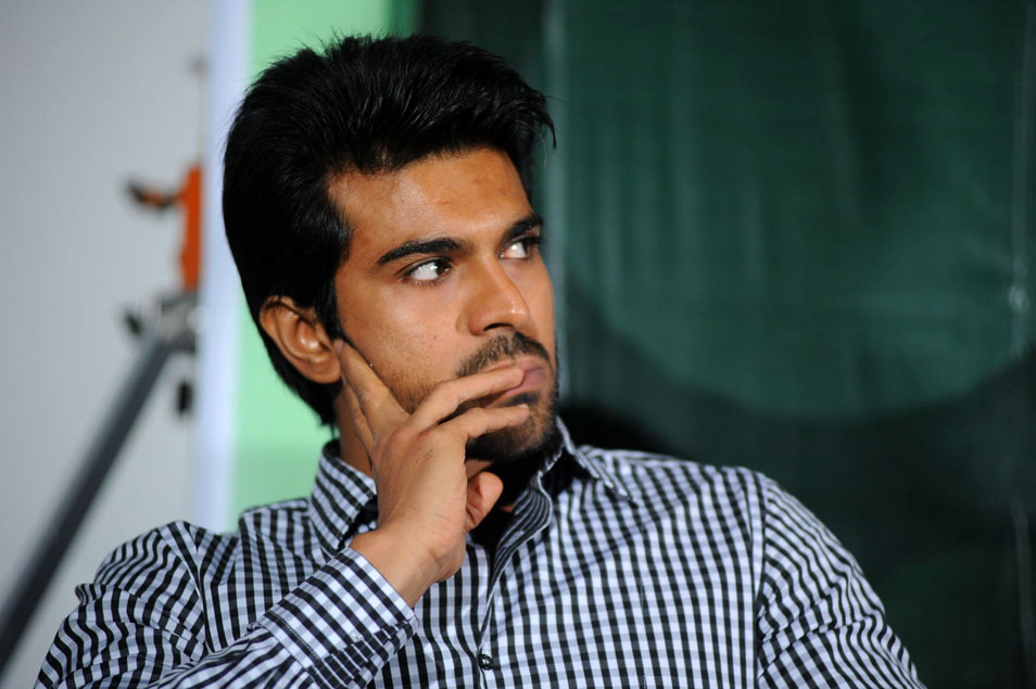 Ram Charan Goes Speechless After Watching Baahibali
