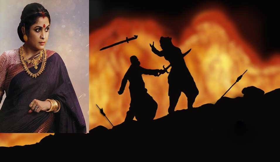 Ramya Krishna Ask Kattappa to Kill Baahubali