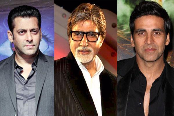 Bollywood Actors in Forbes List 2015