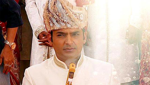 Kapil Sharma Marriage Look Pic