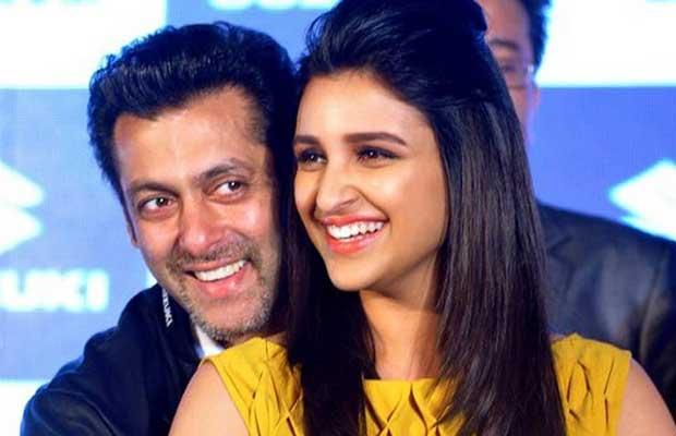 Salman Khan Cheated Me Says Parineeti