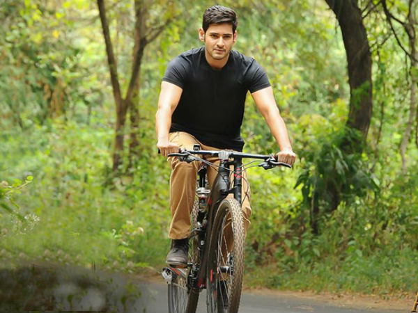 Srimanthudu Bicycle