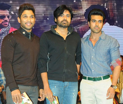 Tollywood Stars Preachers