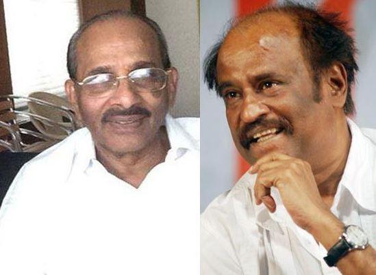 Vijayendra Prasad and Rajinikanth