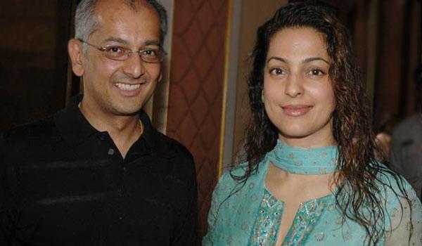Juhi Chawla and Jay Mehta Wedding