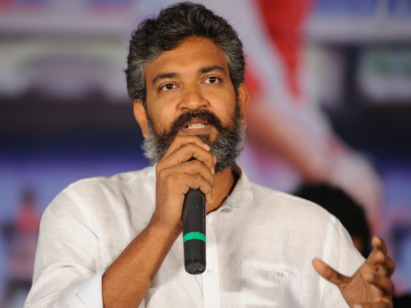Rajamouli About Fake Records