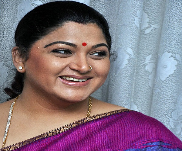 Kushboo converted to hinduism