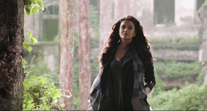Aishwarya Rai Still From Bandeyaa Song Teaser