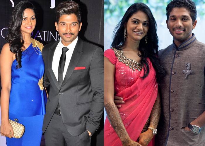Allu Arjun Wife Sneha Accident