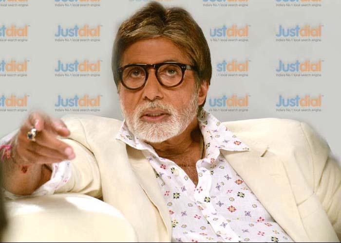 Amitabh Bachchan Just Dial
