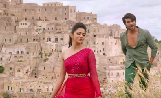 Bruce Lee Movie Leh Chalo Song Teaser