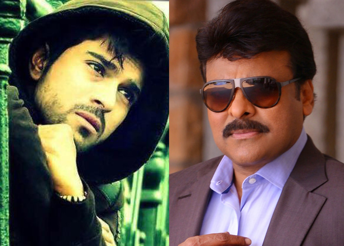Chiranjeevi Role in Bruce Lee