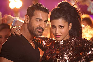 John Abraham and Shruti Hassan Still in Welcome Back