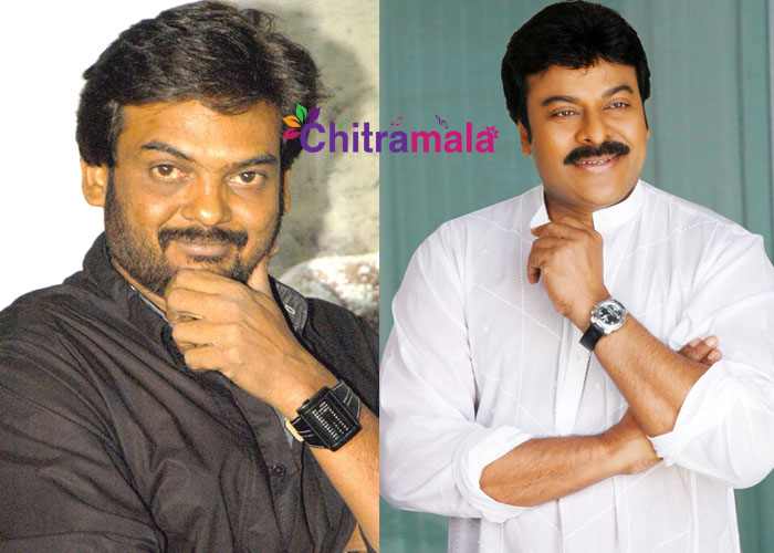 Puri Jagannadh about Chiranjeevi 150 movie