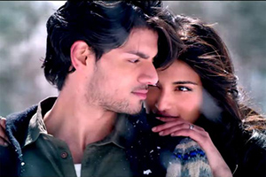 Sooraj Pancholi and Athiya Shetty in Hero