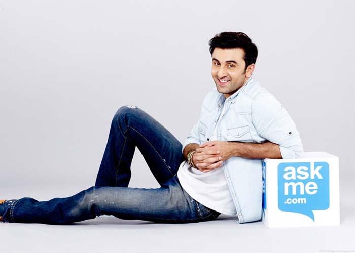 Ranbir Kapoor Askme.com