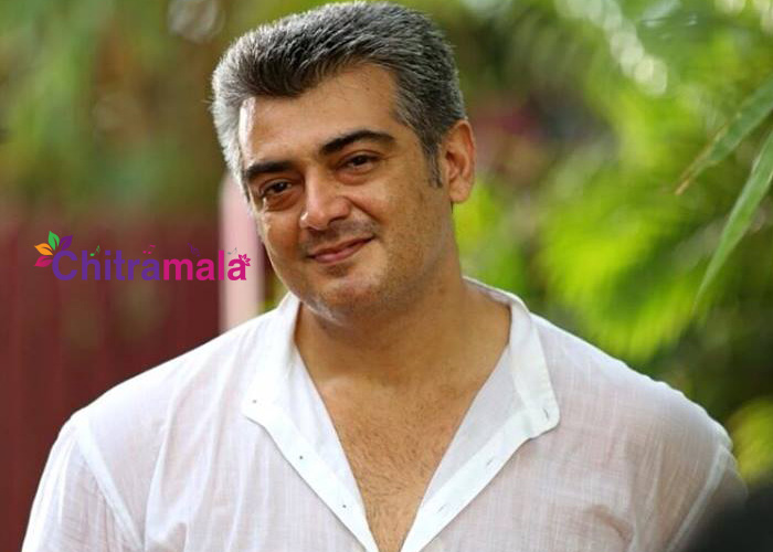 Ajith on Heart Attack Rumor