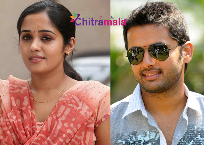 Ananya Turned Sister to Nithin