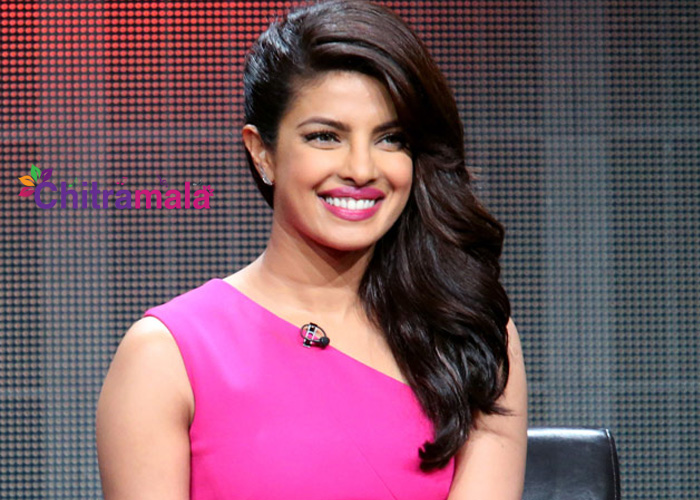 Priyanka Chopra Talk Show Host