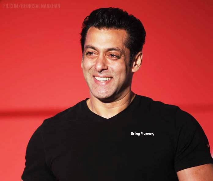 Salman Khan to donate his remuneration to Being Human