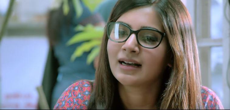 Samantha as Shakeela