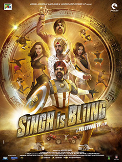 Singh is Bliing Movie Wallposter