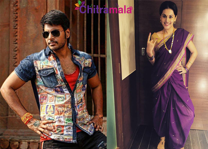 Sundeep Kishan and Tapsee Pannu
