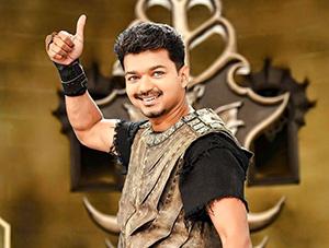 Vijay Still in Puli Movie