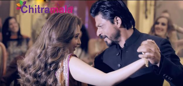 SRK and Tamanna Commercial Ad