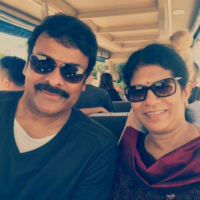 Ram Charan Wishes his parents Chiranjeevi and Surekha