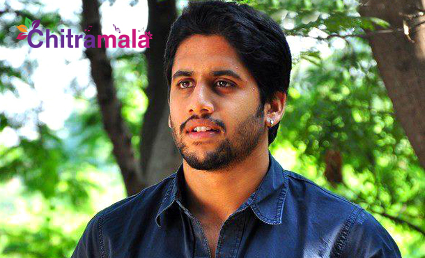 Naga Chaitanya in Lungi Avatar