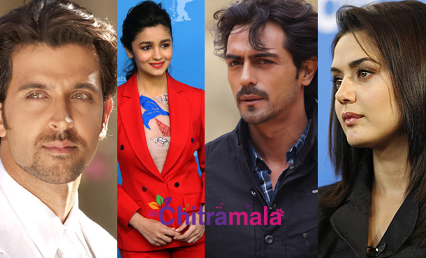Bollywood Stars on Brussels Attack