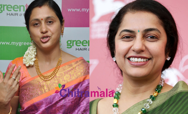 Devayani and Suhasini