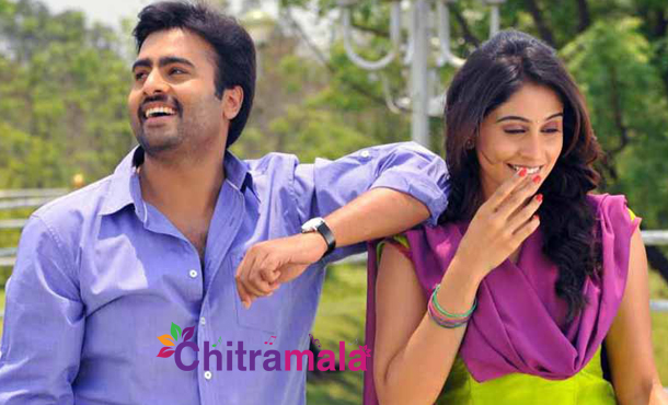Nara Rohit and Regina