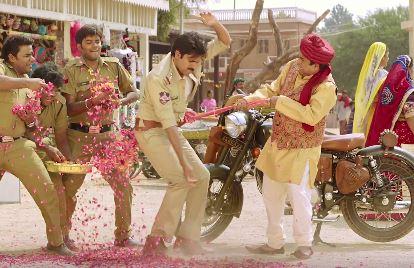 Pawan Kalyan in Sardaar Gabbar Singh Song Teaser