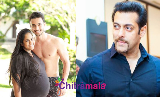 Salman Sister Arpita Blessed With A Baby Boy