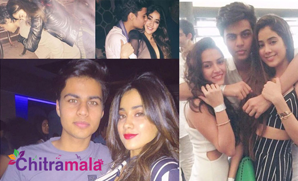 Sridevi Daughter Jhanvi Boyfriend