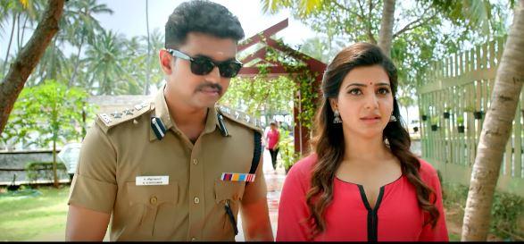 Vijay Theri Trailer