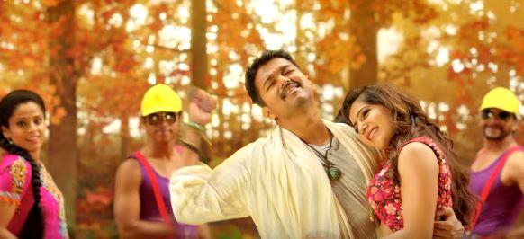 Vijay and Samantha in Theri