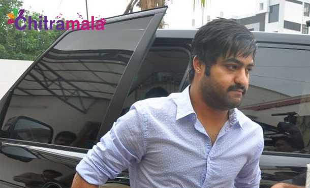 Fine for Jr NTR's Car