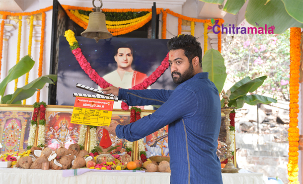 Kalyan Ram and Puri Film Launched