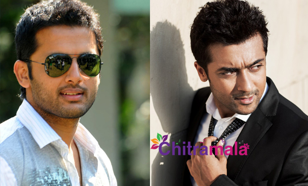 Nithin and Suriya