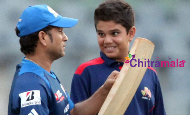 Sacin Tendulkar Son in Sachin Biopic