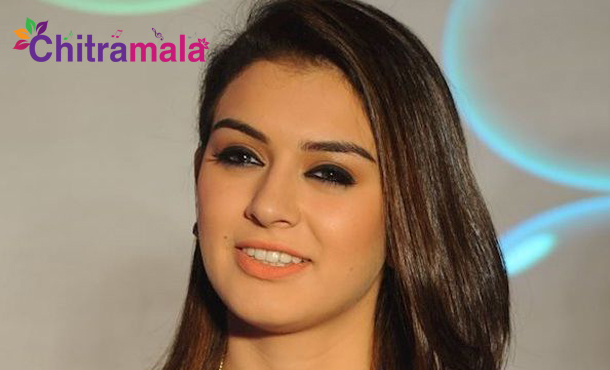 Hansika Motwani On Siima