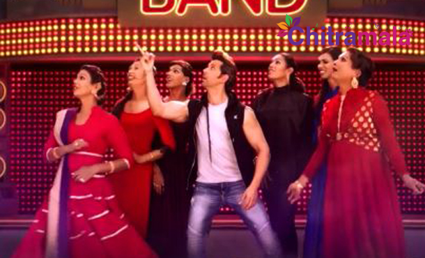 Hrithik Dance with Transgenders
