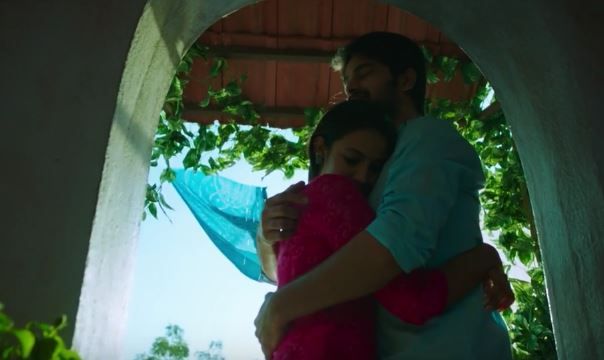 Niharika and Naga Shourya in Oka Manasu