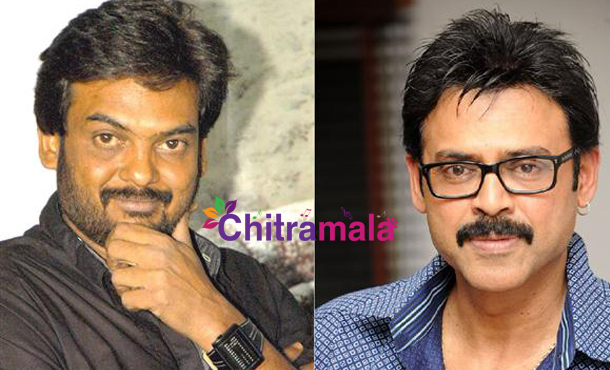 Puri Jagannadh to Direct Venkatesh 75th Movie